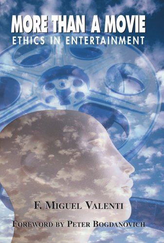 More Than a Movie Ethics in Entertainment  2000 edition cover