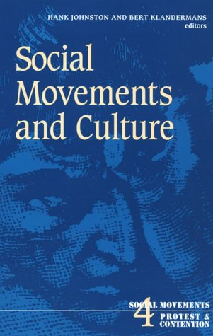 Social Movements and Culture  N/A 9780816625758 Front Cover