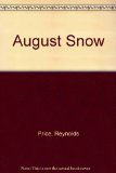 August Snow  N/A edition cover