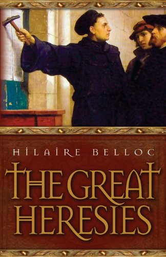 Great Heresies  Reprint edition cover