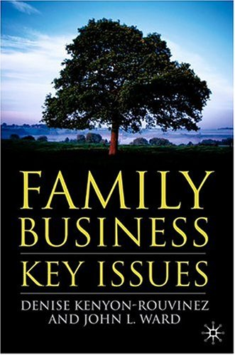 Family Business Key Issues   2004 edition cover