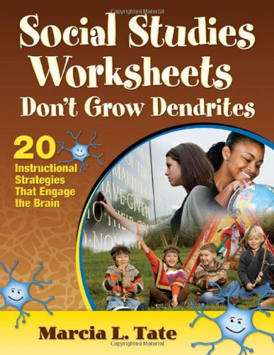 Social Studies Worksheets Don't Grow Dendrites 20 Instructional Strategies That Engage the Brain  2012 edition cover