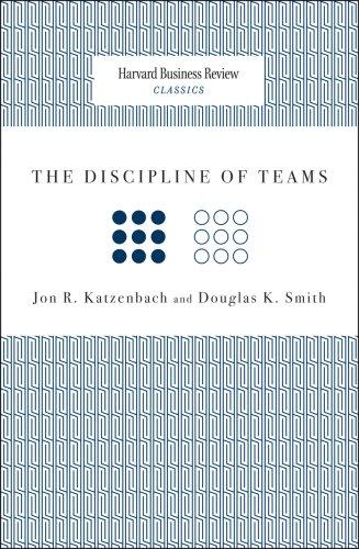 Discipline of Teams   2009 edition cover