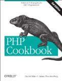 PHP Cookbook Solutions and Examples for PHP Programmers 3rd 2014 edition cover