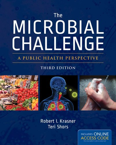 Microbial Challenge  3rd 2014 edition cover