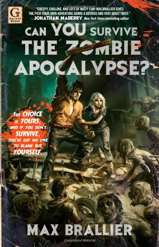 Can You Survive the Zombie Apocalypse?   2011 edition cover