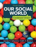 Our Social World  3rd 2015 edition cover