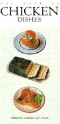 Book of Chicken Dishes  N/A 9781557880758 Front Cover