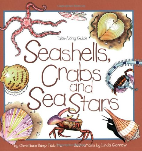 Seashells, Crabs and Sea Stars  N/A 9781559716758 Front Cover