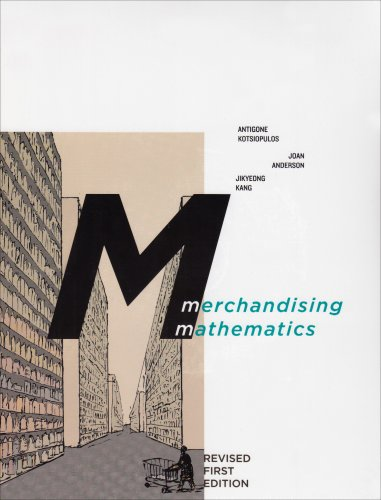 Merchandising Mathematics   2008 (Revised) edition cover