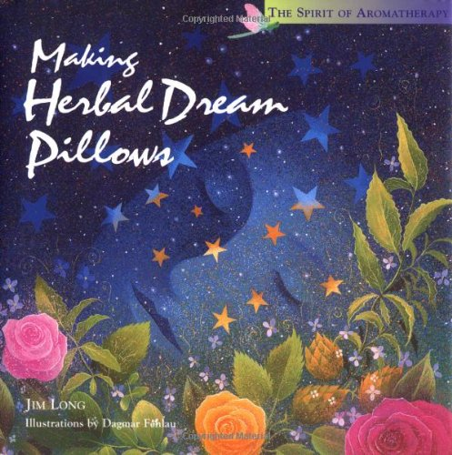 Making Herbal Dream Pillows   1998 (Teachers Edition, Instructors Manual, etc.) edition cover