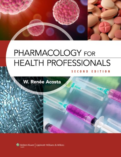 Pharmacology for Health Professionals  2nd 2013 (Revised) edition cover