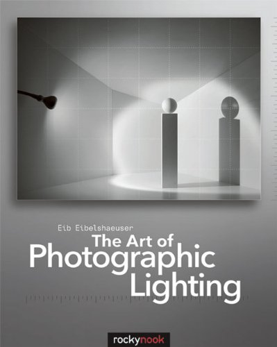 Art of Photographic Lighting   2011 9781933952758 Front Cover