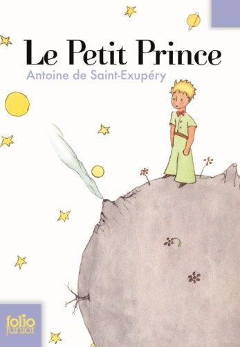Le Petit Prince 1st 2007 edition cover