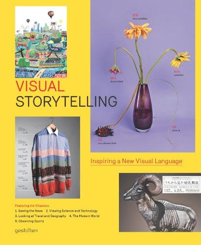 Visual Storytelling Inspiring a New Visual Language  2011 edition cover