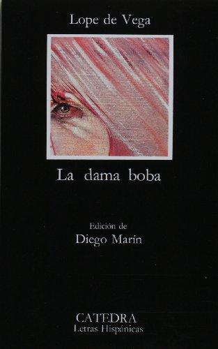 Dama Boba  16th 1994 9788437600758 Front Cover