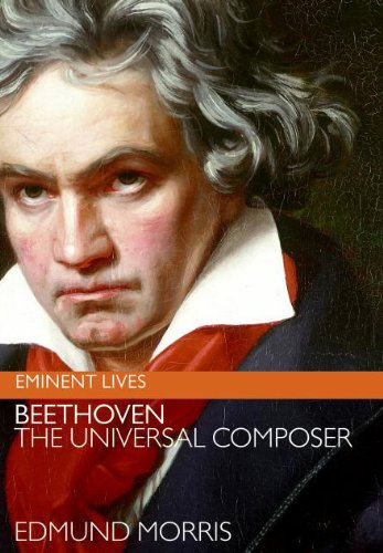 Beethoven The Universal Composer  2010 edition cover