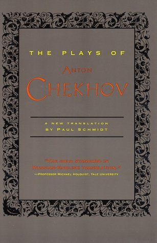 Plays of Anton Chekhov  N/A edition cover