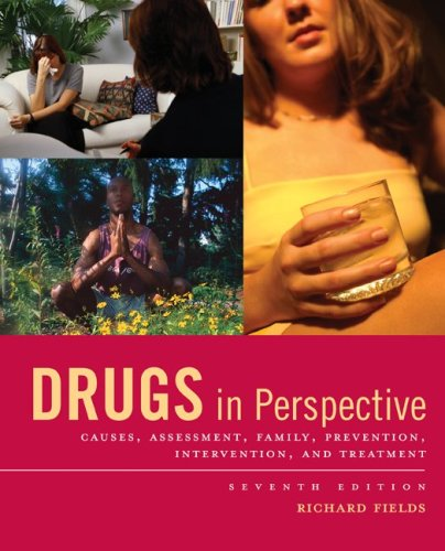 Drugs in Perspective  7th 2010 edition cover