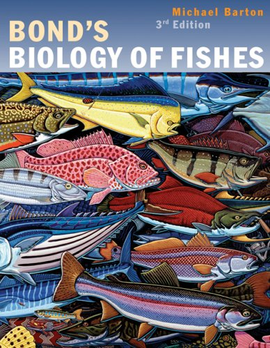 Bond's Biology of Fishes  3rd 2007 edition cover