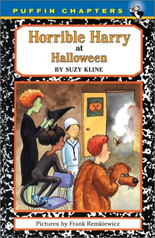 Horrible Harry at Halloween  N/A edition cover