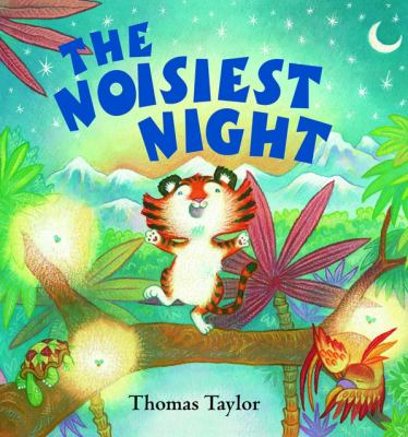 The Noisiest Night N/A edition cover