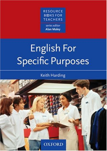English for Specific Purposes   2007 9780194425759 Front Cover