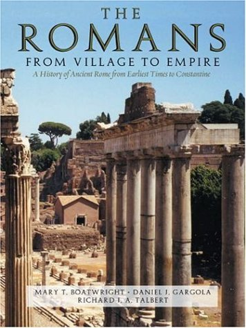 Romans From Village to Empire  2004 edition cover