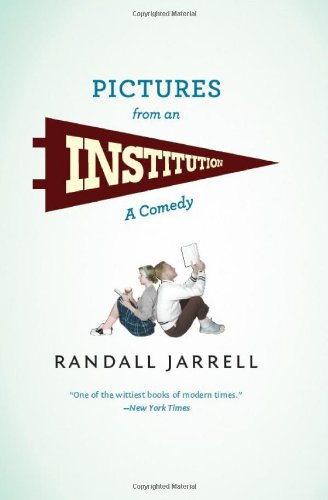 Pictures from an Institution A Comedy  2010 edition cover