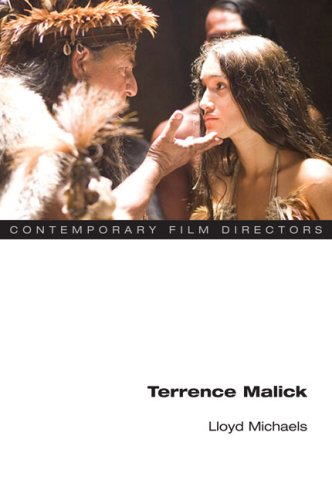 Terrence Malick   2009 9780252075759 Front Cover