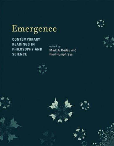 Emergence Contemporary Readings in Philosophy and Science  2007 9780262524759 Front Cover