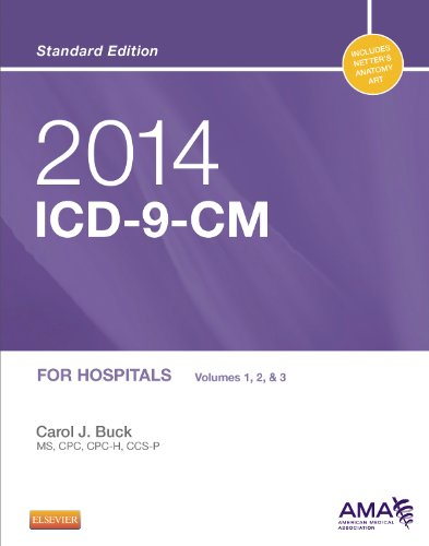 ICD-9-CM 2014 for Hospitals, Standard Edition:   2013 edition cover