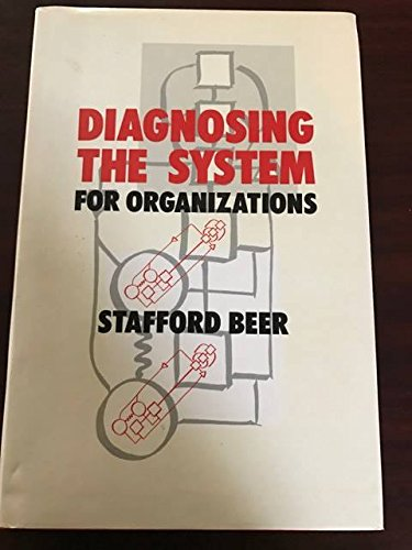 Diagnosing the System for Organizations   1985 9780471906759 Front Cover