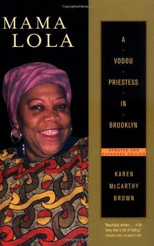Mama Lola A Vodou Priestess in Brooklyn  2001 (Revised) edition cover