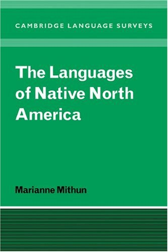 Languages of Native North America   2001 edition cover