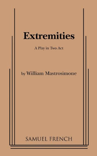 Extremities  N/A 9780573608759 Front Cover