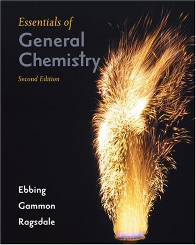 Essentials of General Chemistry  2nd 2006 9780618491759 Front Cover