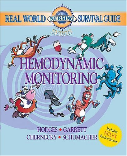 Hemodynamic Monitoring   2005 edition cover