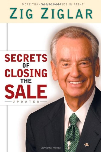 Secrets of Closing the Sale   2004 (Revised) edition cover