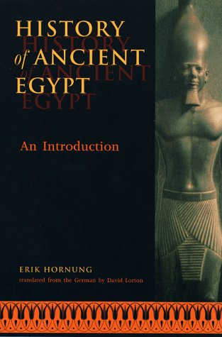 History of Ancient Egypt An Introduction Revised edition cover