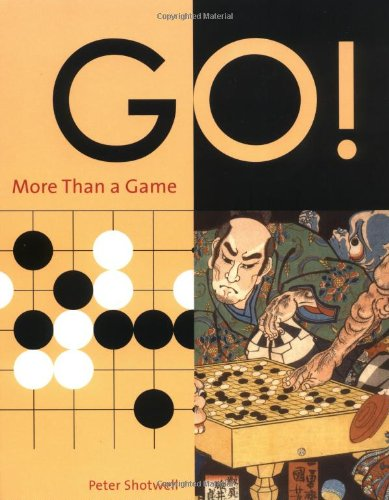 Go! More Than a Game  2003 (Revised) edition cover