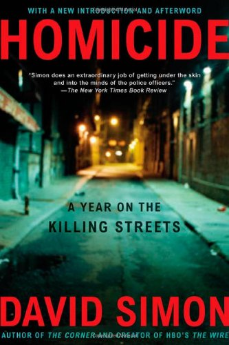 Homicide A Year on the Killing Streets  2006 edition cover