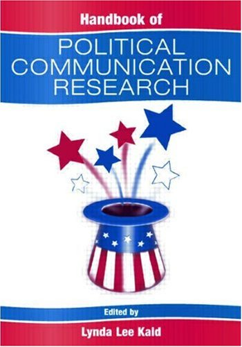 Handbook of Political Communication Research   2004 edition cover