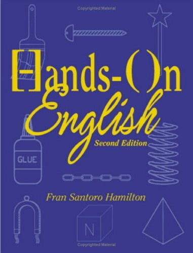 Hands-on English 2nd 2004 (Large Type) edition cover