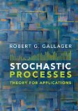 Stochastic Processes Theory for Applications  2013 edition cover