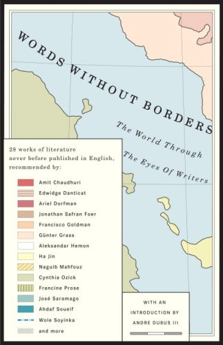 Words Without Borders The World Through the Eyes of Writers  2007 edition cover