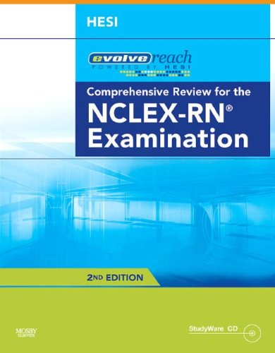 Comprehensive Review for the NCLEX-RN� Examination  2nd 2008 edition cover