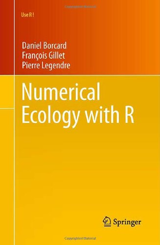 Numerical Ecology with R   2011 edition cover