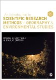 Introduction to Scientific Research Methods in Geography and Environmental Studies  2nd 2013 edition cover