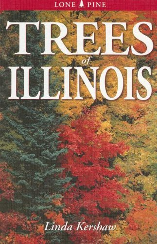Trees of Illinois   2007 (Revised) edition cover